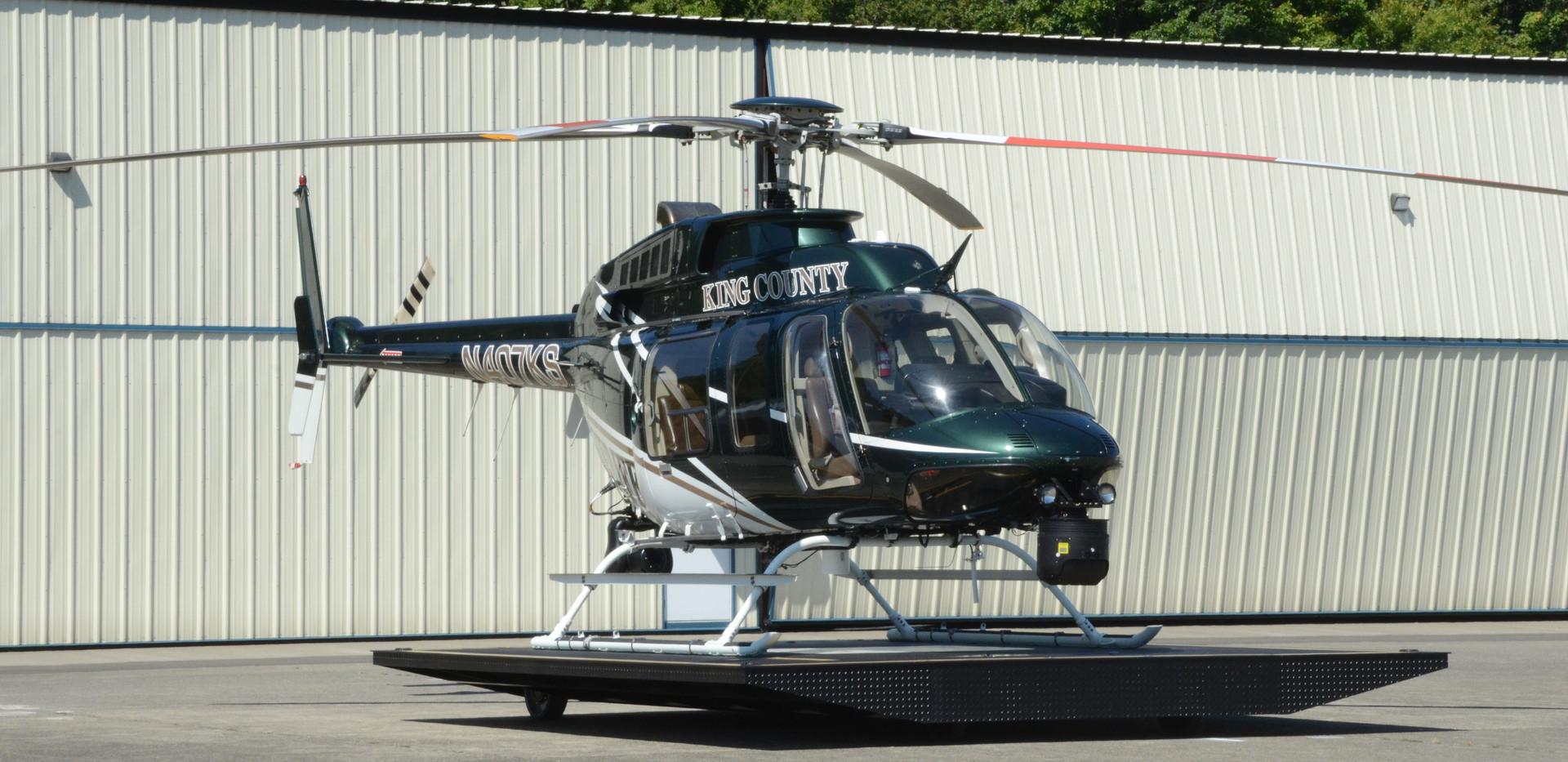 King County (WA) Bell 407 KRTN