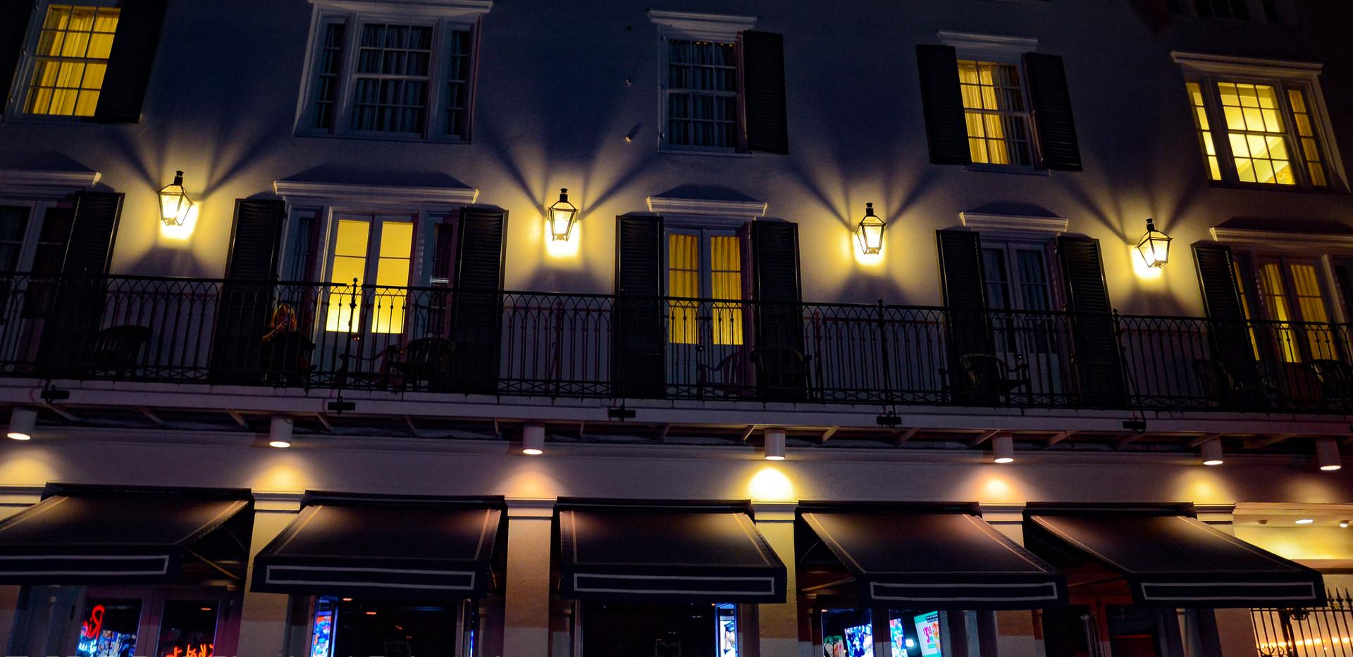 French Quarter Scenes