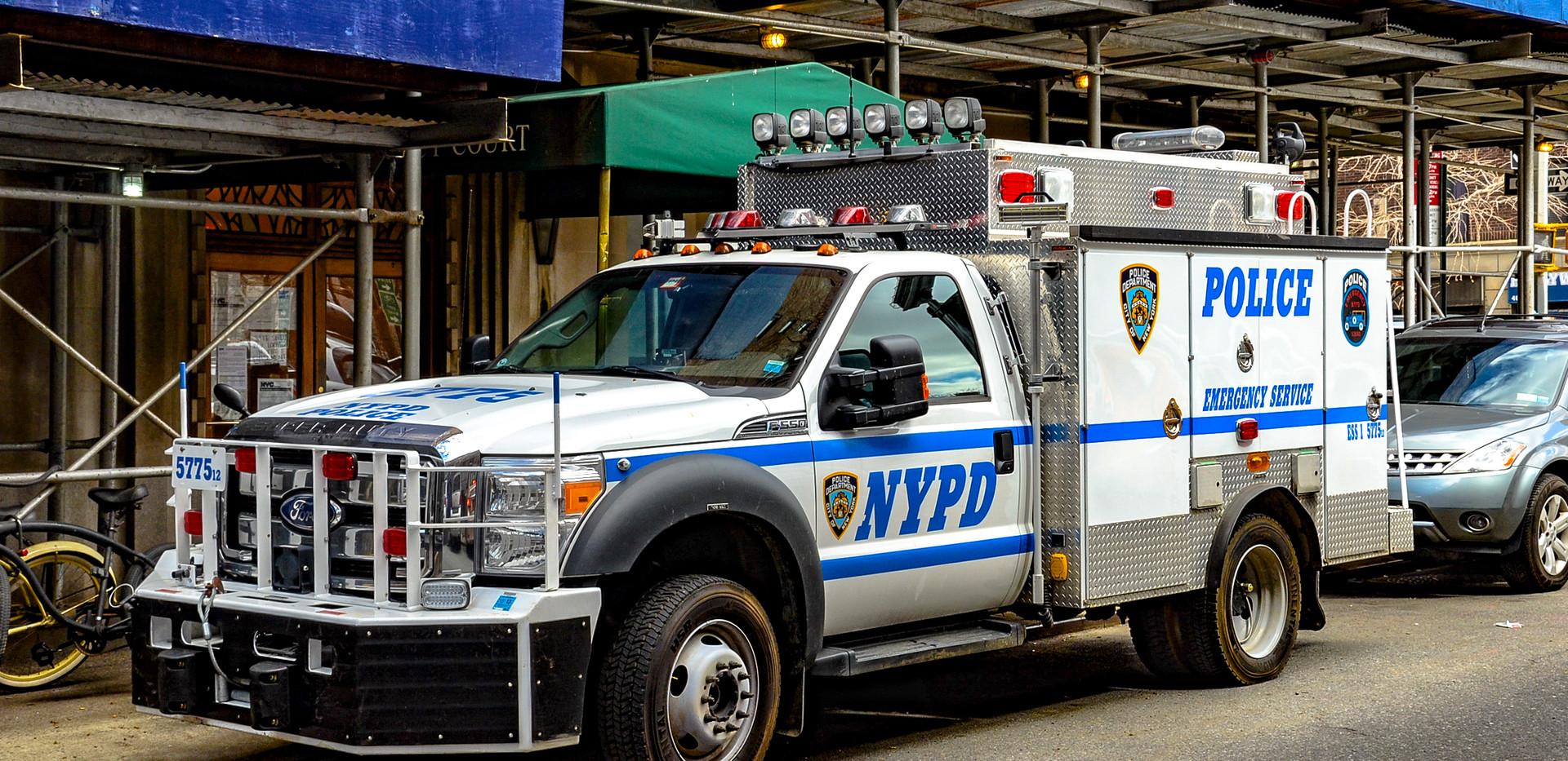 NYPD ESU ESS1 REP 5775