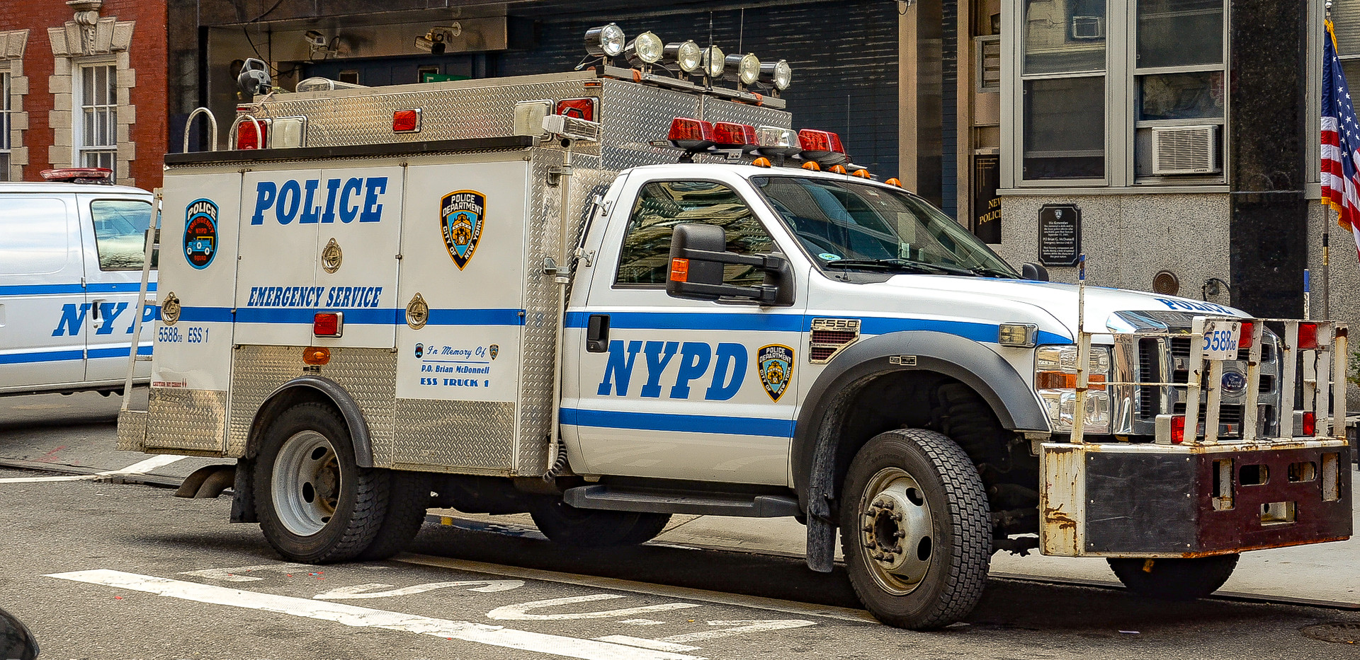 NYPD ESU ESS1 REP 5588