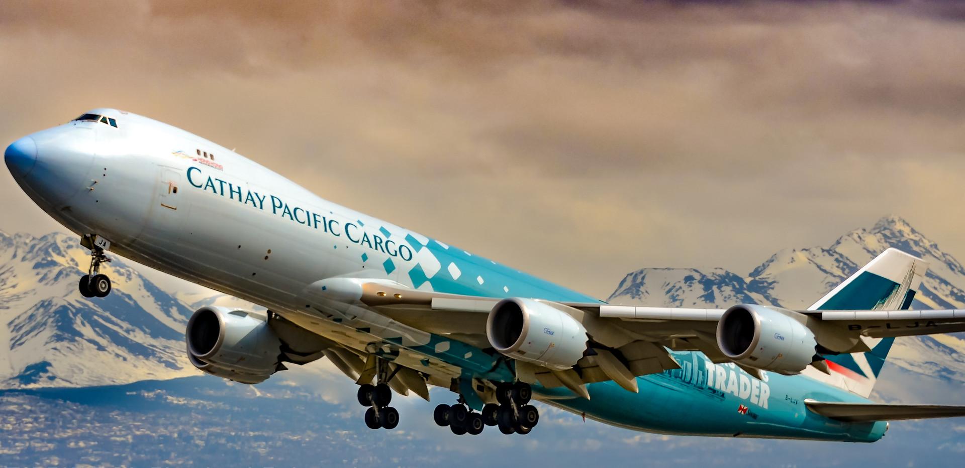 Cathay Pacific Cargo's Hong Kong Trader 2