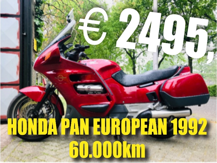 HONDA Pan European ST1100 1992 2495,-