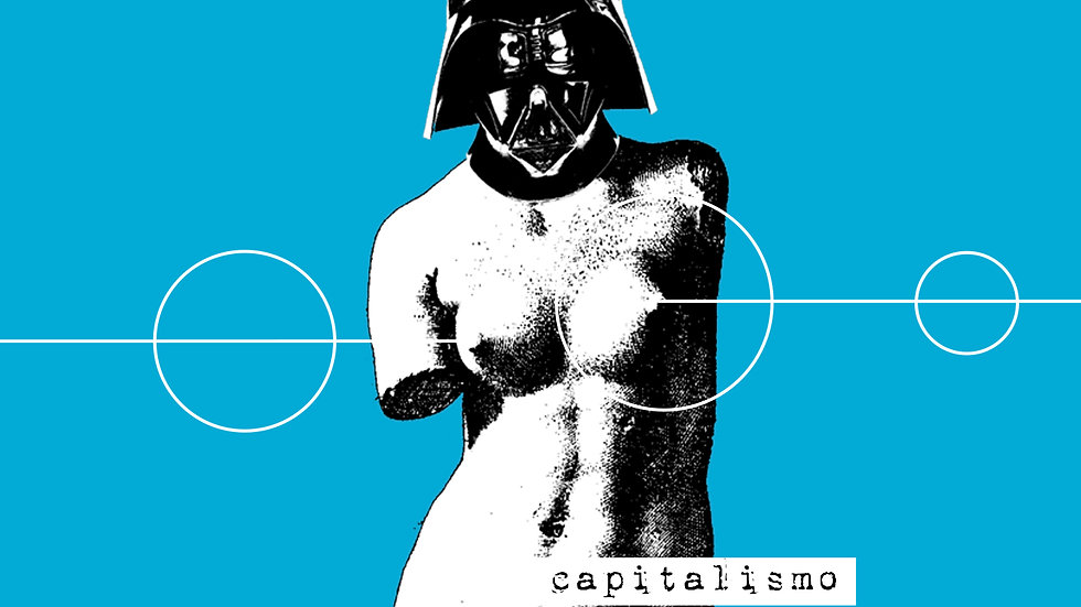 "CD físico ""Capitalismo zombie y playa"""