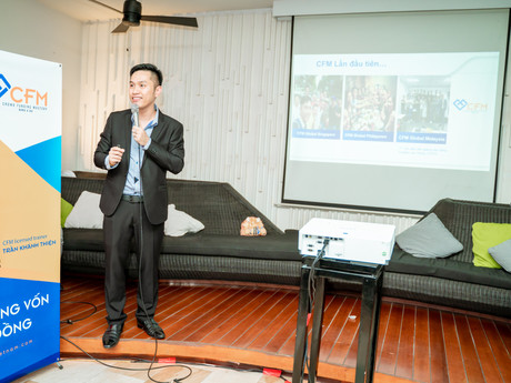 CFMglobal Comminy organizes the 3rd birthday party in HCM City