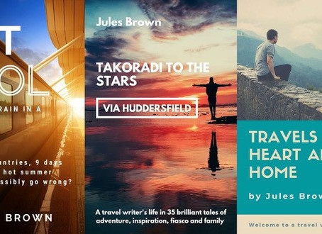 Talking with Jules Brown about Life, the Stars, and Heatwaves