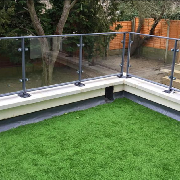 Outdoor Balustrades