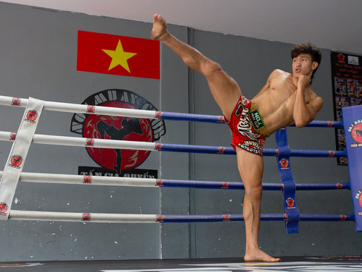 My Fateful Encounter with Muay Thai - Part 1