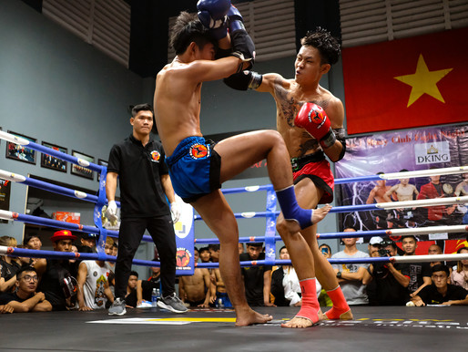My Fateful Encounter with Muay Thai - Part 2