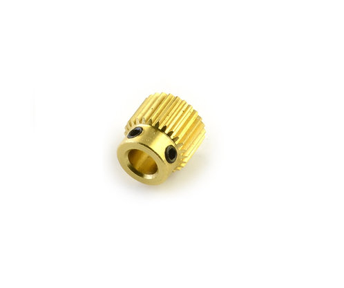 Extruder motor pin (gear)