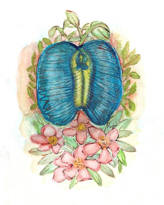 """Women As Flowers"" Art Print"