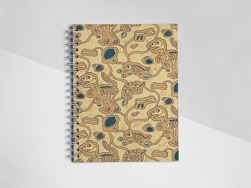 """Dino Dig"" Notebook"