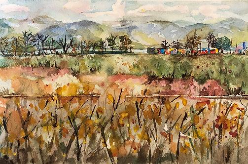 """Early Spring"" Art Print"