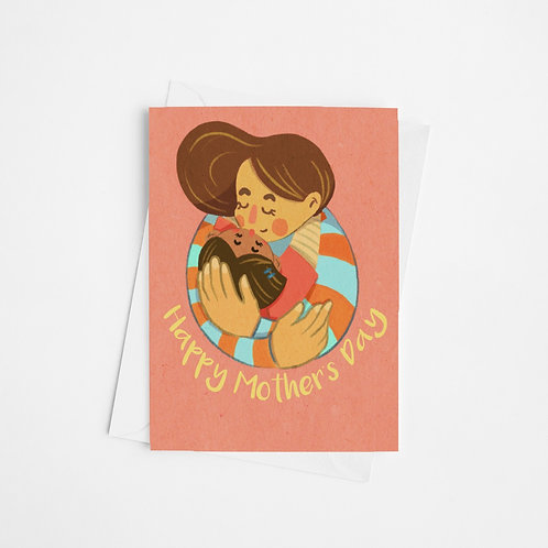 """""""Happy Mother's Day"""" Card"""