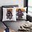 "Thumbnail: ""Cosmic Warriors"" Pillowcover Set"