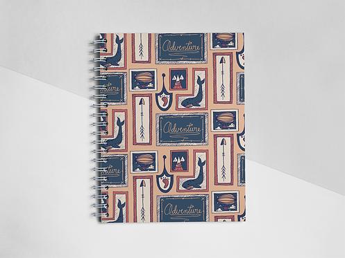 """Adventure"" Notebook"
