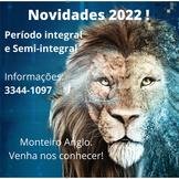 Novidades para 2022!