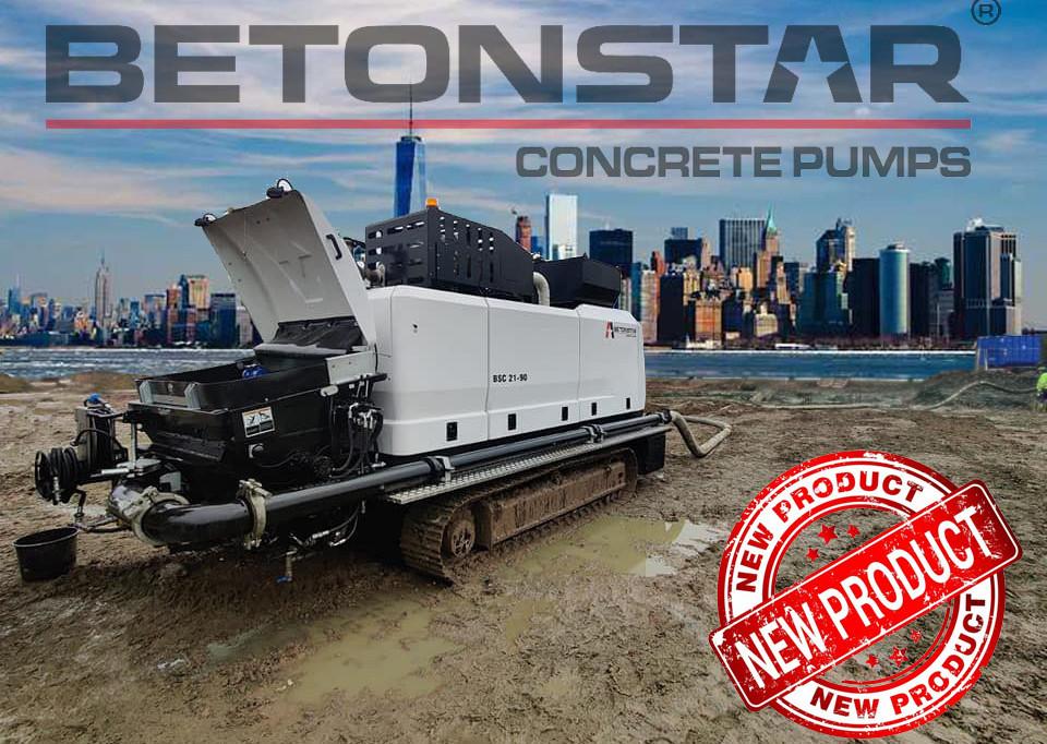 The new Betonstar BSC 21-90