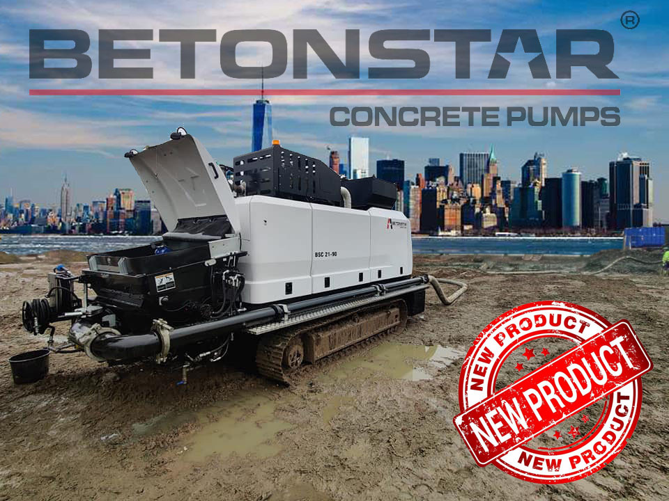 The new Betonstar BSC 21-90