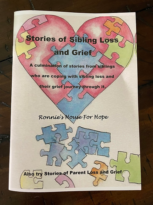Stories of Sibling Loss and Grief