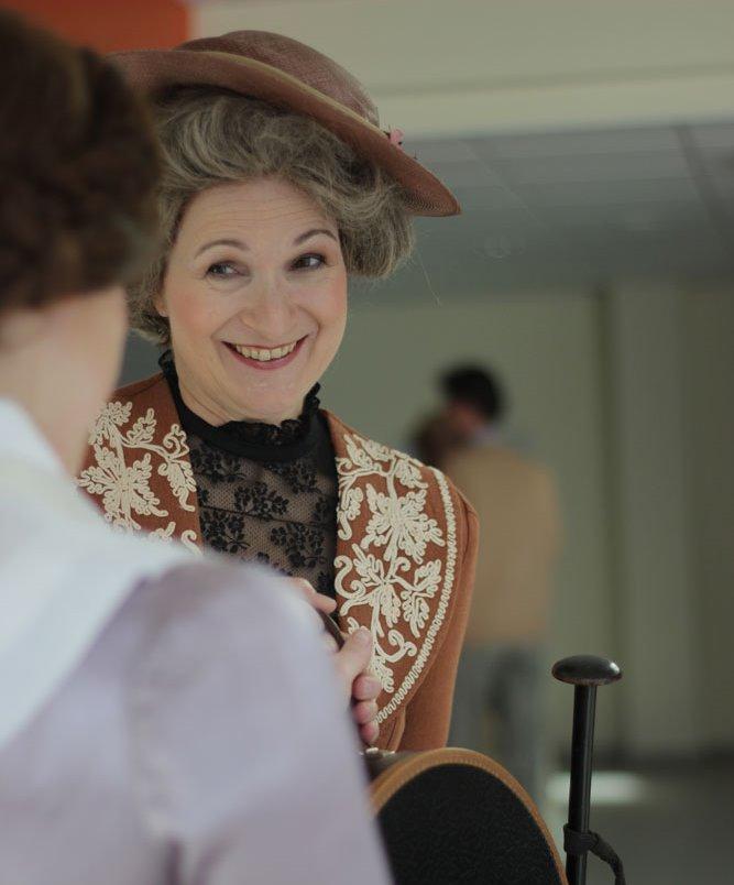 Tante Leopoldine