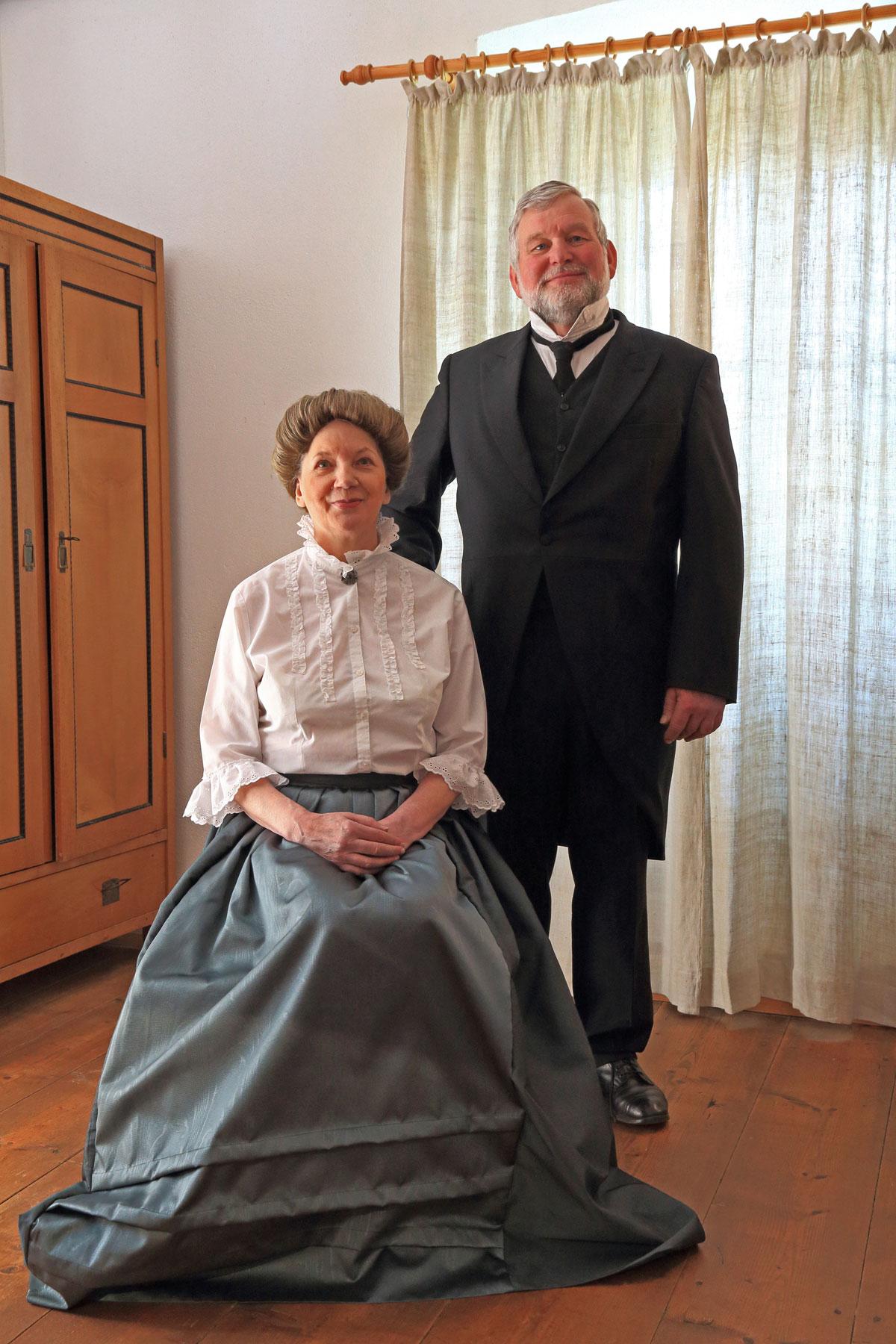Ehepaar Wögerbauer