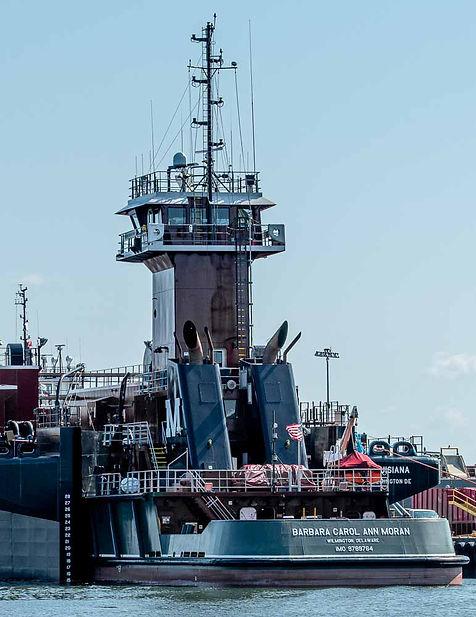 Tugboat in Tampa Bay Harbor Tour, Tampa FL