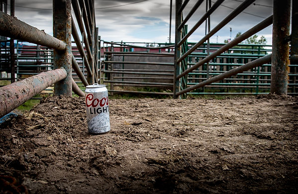 Saturday night memories at Glenwood  WA rodeo grounds
