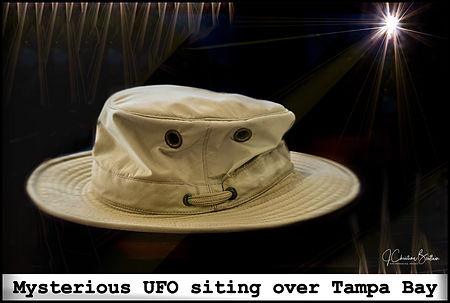 Dali Museum UFO