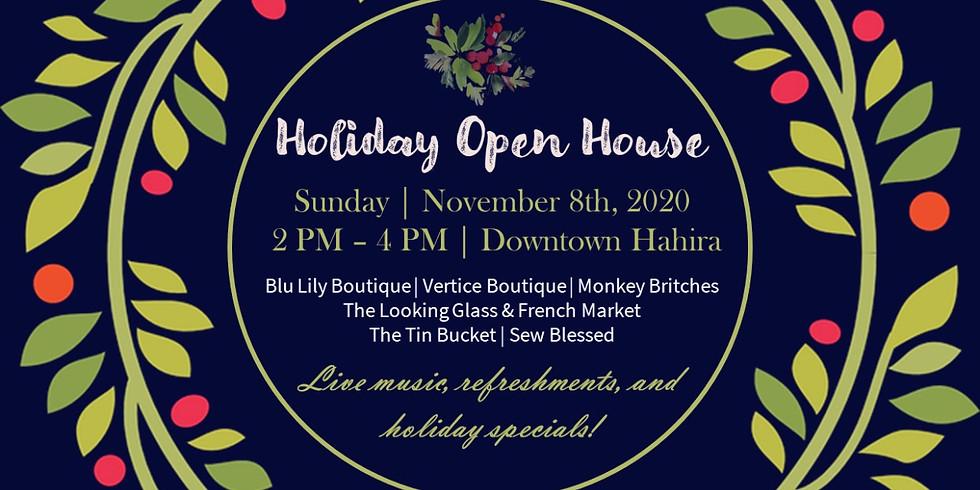 Holiday Open House Sunday Funday 2:00-4:00