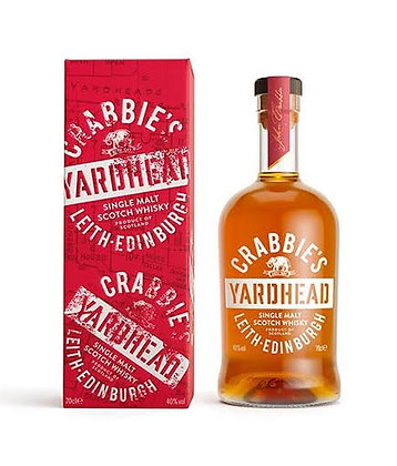 Crabbie's Yardhead Single Malt