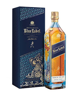 Johnnie Walker Blue Year of the Rat Special Edition