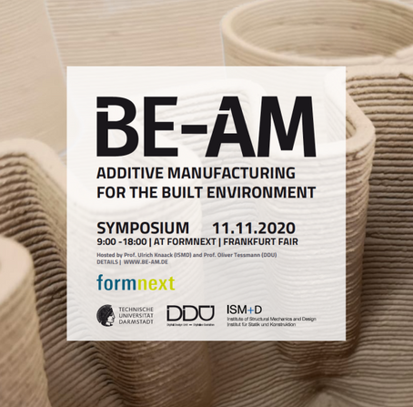 Featured in BE-AM 2020