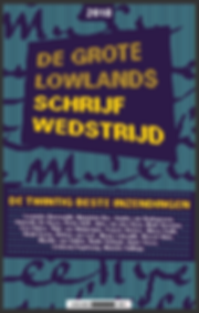 Lowlands Verhalenbundel Leonieke Baerwal