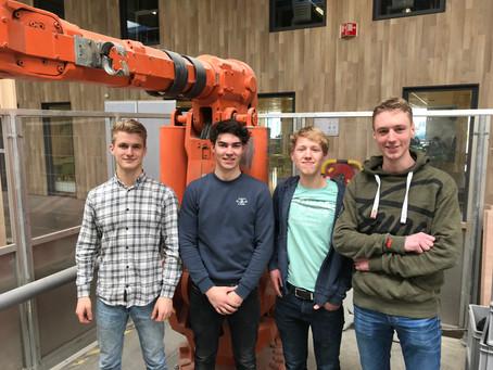 Interns Mechanical Engineering