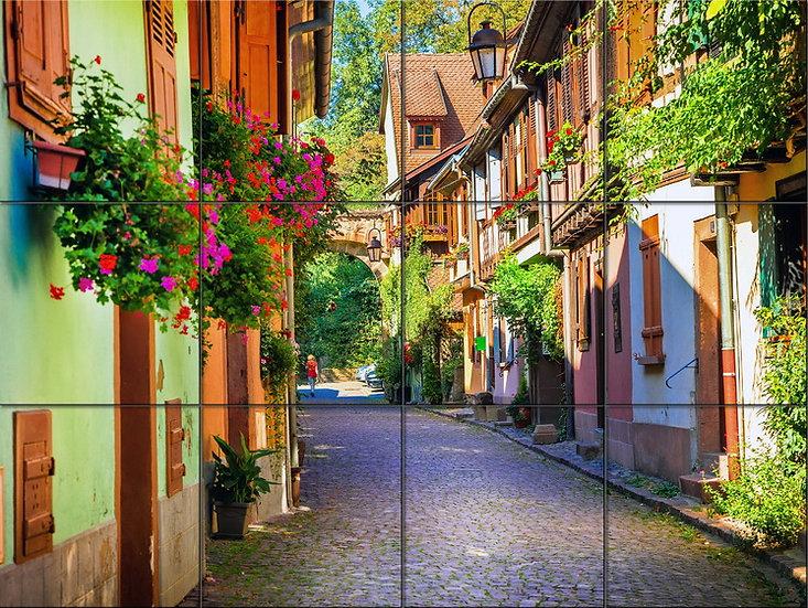 Улица в Европе