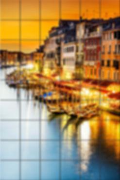 большая картина Венеция