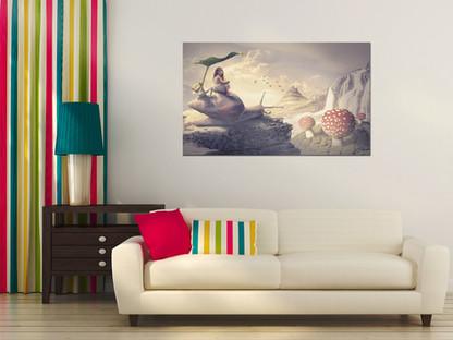 Artwork per Design d'interni