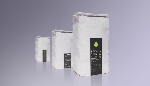 Packaging Farina Biologica