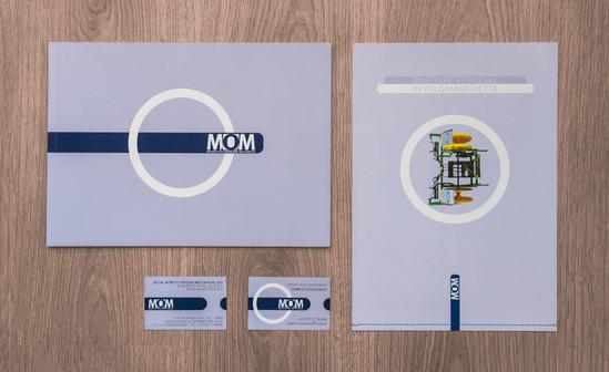"""Studio Grafico per """"MOM"""""""