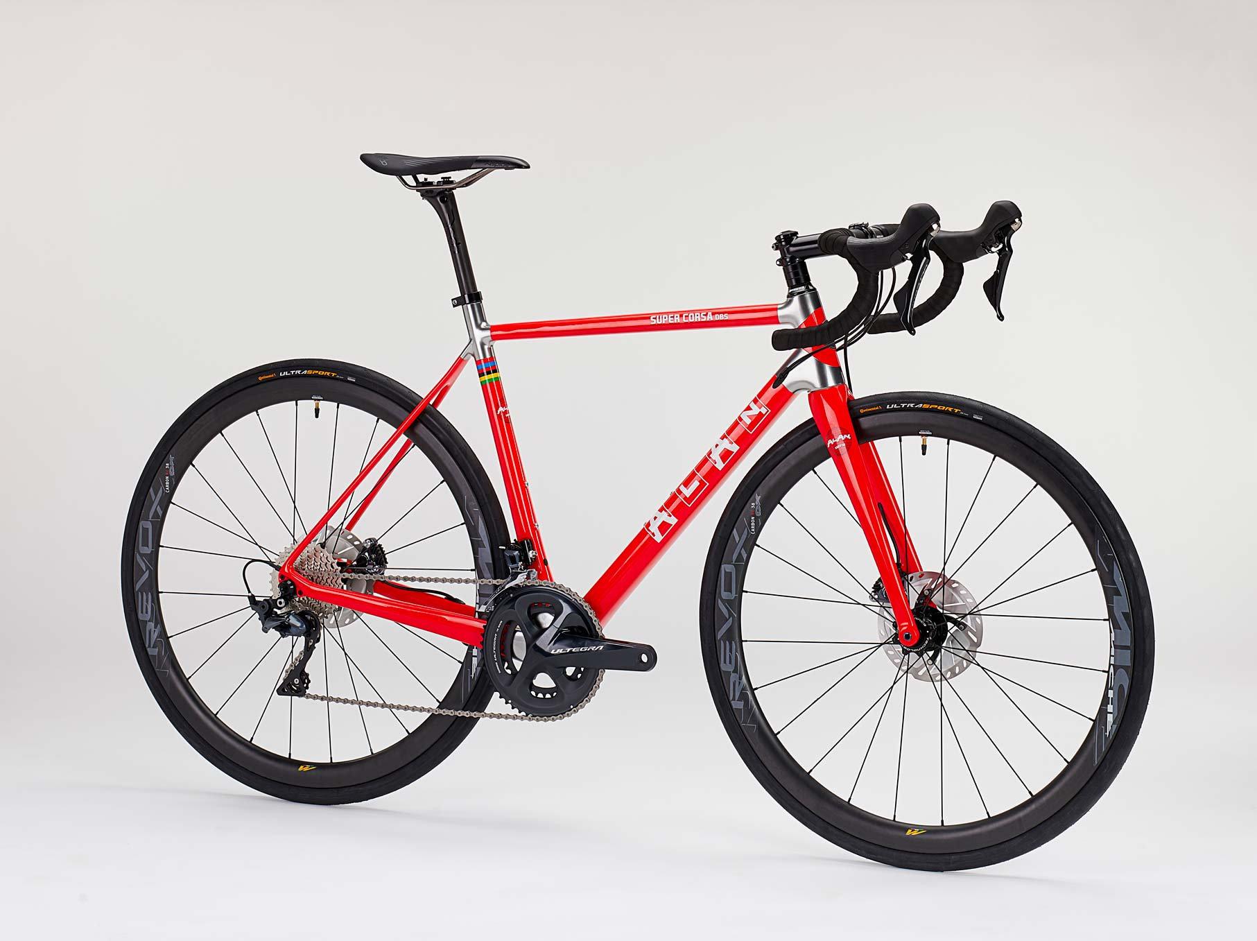 ALAN Super Corsa DBS (Frameset) | velosport-imports