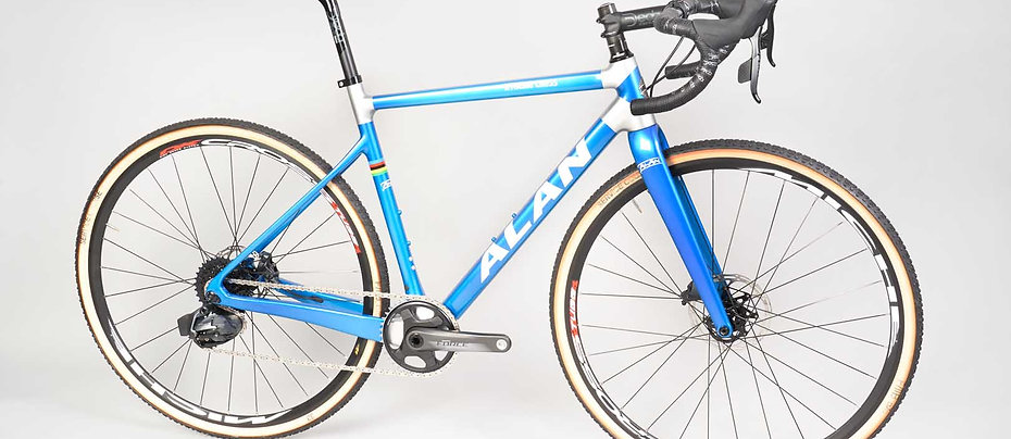 ALAN Xtreme Cross (Frameset)