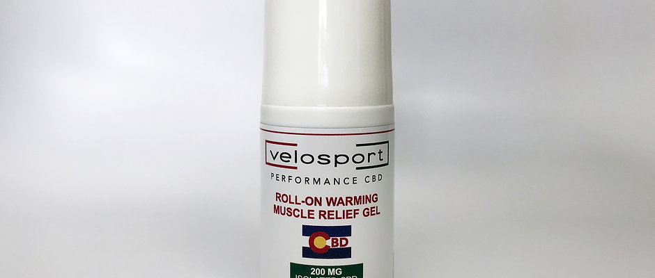 Roll-On Warming Blend