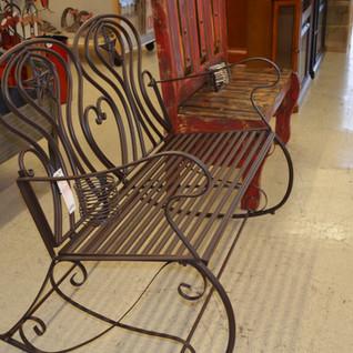 metal bench_bargain barn.jpg