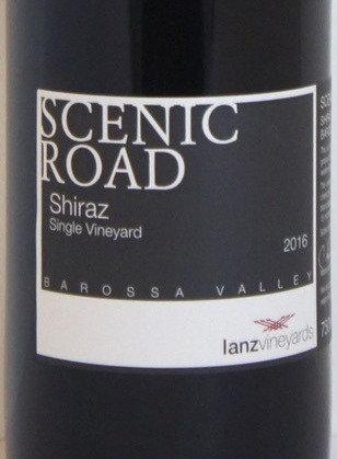 SCENIC ROAD Shiraz 2016