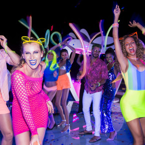 Temporada aberta para o Carnaval em Cancún