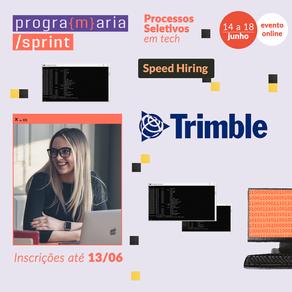 Trimble e PrograMaria preparam mulheres para processos seletivos em tecnologia