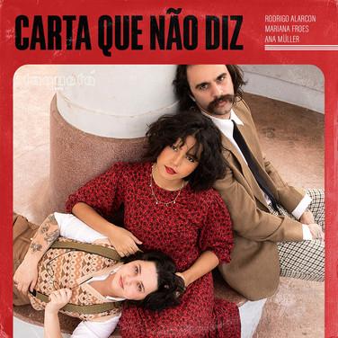 """Selo Taquetá une Mariana Froes, Rodrigo Alarcon e Ana Muller em projeto inédito; """"Carta Que Não Diz"""""""