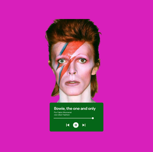 Bowie, the one and only