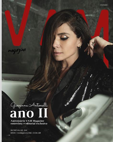 Edição de maio: Giovanna Antonelli
