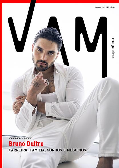 Edição de janeiro: Bruno Daltro